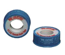 M-Seal P.T.F.E. Thread Seal Tape